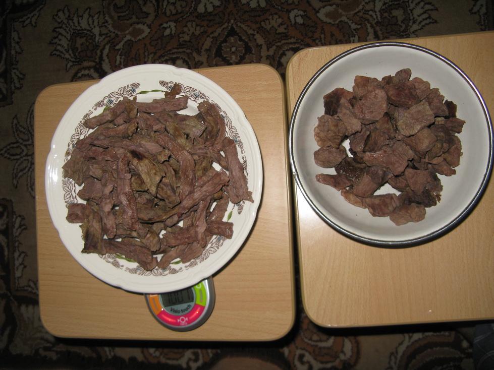 Охлажденное вареное мясо